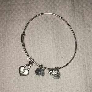 Heart Alex and Ani